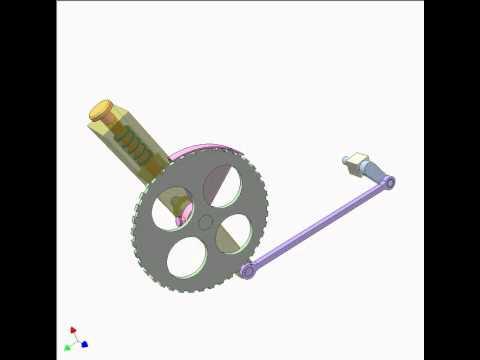 Ratchet Mechanism 3 Youtube