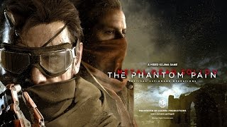 Metal Gear Solid 5: Phantom Pain All Cutscenes (Game Movie) Full Story HD