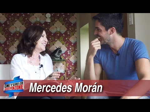 Mercedes Morán con Javi Ponzone