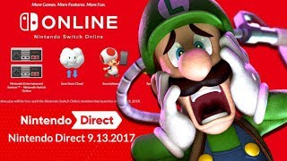 Nintendo Switch Paid Online Still a Disaster? - Nintendo Direct Review