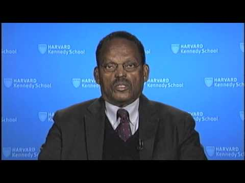 William Julius Wilson on Poverty and Inequality