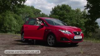 Seat Ibiza hatchback review - CarBuyer