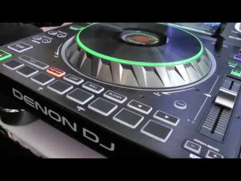 NAMM 2017: Denon DJ SC5000 Prime Talkthrough