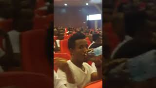 Tamagne Beyene discussed Ethiopian current affairs with Bahir Dar youth
