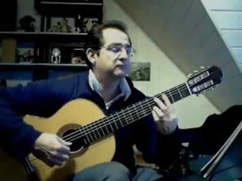 MILONGA FOR GUITAR: MAXIMO DIEGO PUJOL