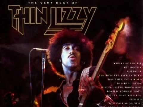 Thin Lizzy - Out In The Fields