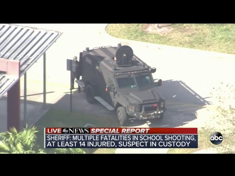 Shooting at South Florida high school | ABC News Special Report
