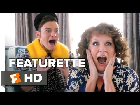 Absolutely Fabulous: The Movie Featurette - Legacy (2016) - Chris Colfer Comedy HD