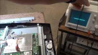 Troubleshooting No Video LCD TV Sony Samsung Panasonic Toshiba Vizio LG Repair Fix
