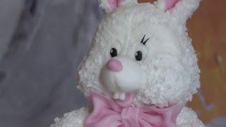 """Детский торт """"Зайка моя"""" Children's cake """"my bunny"""""""