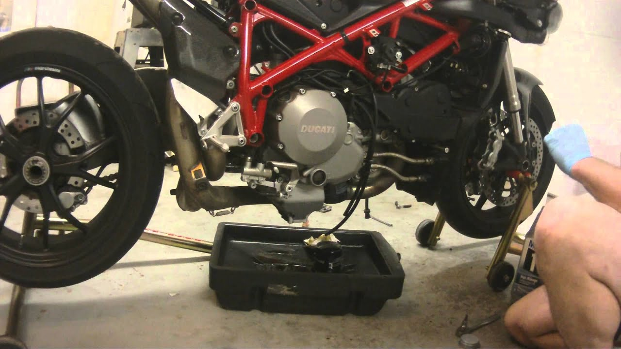 Ducati  Panigale Oil Filter