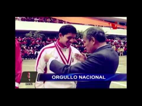 Entrevista a Mauricio Ortiz realizado por el Canal 5