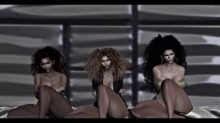Second Life Tribute To Beyonce Ego Remix Starring Tiara35 Babii