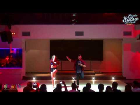 Ariadni & Byron Show | 2.Chania Salsa Festival