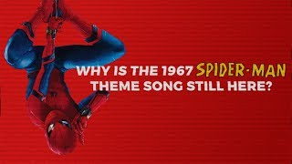 Why is the Spider-Man 1967 Theme Song Still Here?
