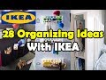 Lagu 28 Organizing Ideas With IKEA