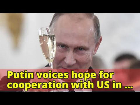 Putin voices hope for cooperation with US in letter to Trump