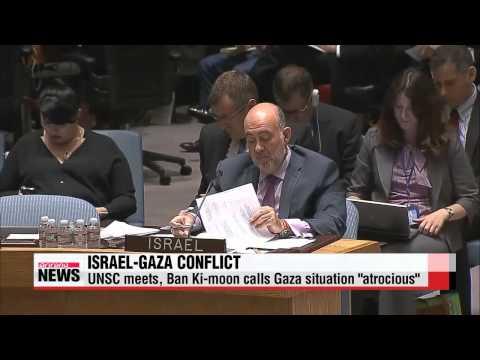 UN Security Council convenes emergency meeting on violence in Gaza