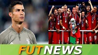 Cristiano Ronaldo bate mais um recorde! Grupo de Portugal no Euro 2020! Neymar, Mbappe