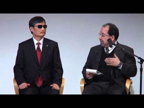 Chen Guangcheng on the Future of the Rule of Law and Human Rights in China | The New School