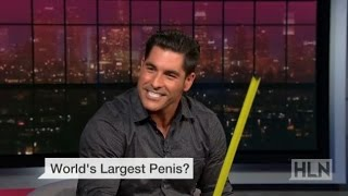 Man has world's largest penis?