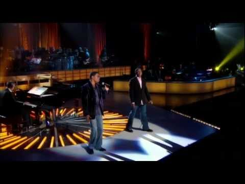 Kenny Babyface and Kevon Edmonds - I Swear ( David Foster & Friends Live) HD