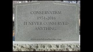 Vox Day On Conservatism