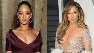 "Rihanna Video - Rihanna ""Towards the Sun"" VS Jennifer Lopez ""Feel the Light"": New Songs in ""Home"" Movie"
