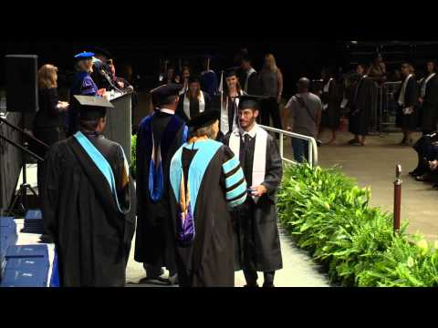 2014 Daytona State College Commencement 6 PM