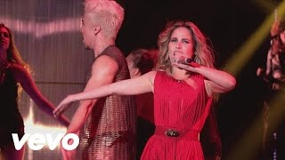 Клип Wanessa - Shine It On (live)