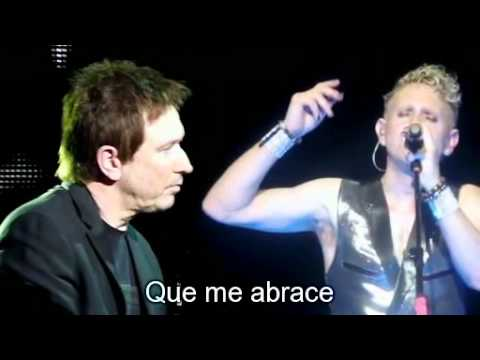 DEPECHE MODE   Somebody with Alan Wilder – Subtitulado