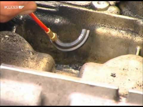 KL-0369-45 - Démontage d'un injecteur avec une tige filetée de traction Mercedes CDI