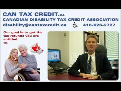 Canadian-disability-tax-credit-association.ca   Tax ...