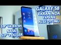 Galaxy S8 'in Ekranında Yapılan Algı Oyunu | 5.8