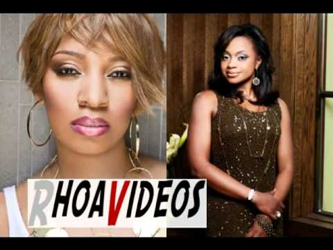 The Real Housewives Of Atlanta: Nene Leakes & Phaedra Parks GO IN on each other on