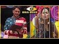 Captain Vikas Gupta Puts Hina Khan In JAIL | Bigg Boss 11