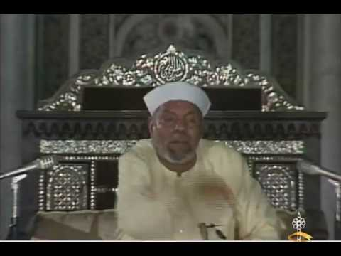 خواطر الشيخ محمد متولي الشعراوي حول سورة يوسف الحلقة 2