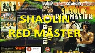 KUNG FU LOVERS | THE SHAOLIN RED MASTER