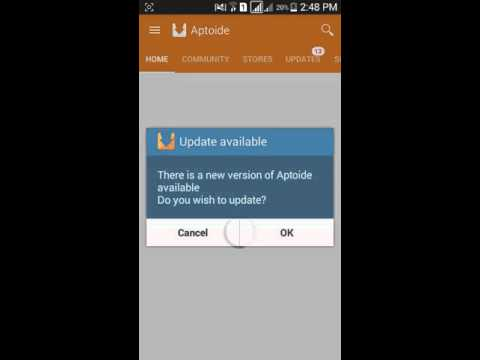 How to download minecraft pe free V0.14.0 or 0.15.0 using aptoide