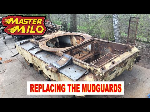 Download New mud guards on our Type 69-II tank Mp4 baru
