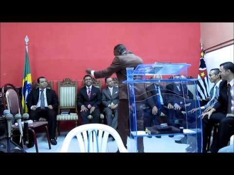 Pr.Samuel Procópio O PODER DA ORAÇÃO Na AD´Brás Robrú 28/02/03