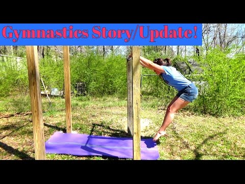 My Gymnastics Story/Update | Lydia The Gymnast | Gymnastics 101