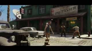 Grand Theft Auto V Offizieller Trailer 2 [HD]