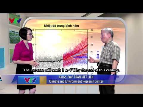 WMO Weather Reports 2050   Vietnam English subtitles