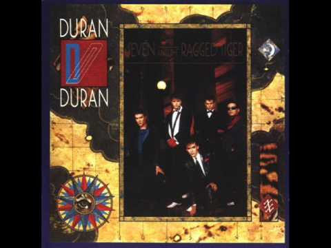 Duran Duran - Im Looking For Cracks In The Pavement