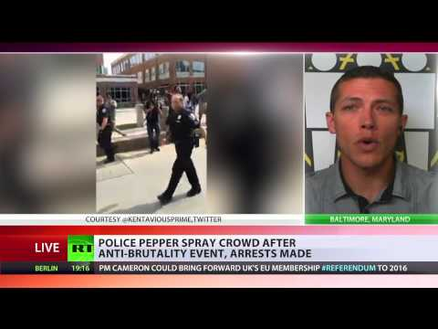 'Much outrageous police activity is actually legal' – Former Baltimore officer