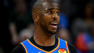 Chris Paul NBA's Biggest SNITCH! Begs Ref To Call Tech Day After Blasting Player For Untucked Jersey