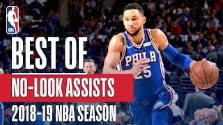 NBA's Best No-Look Assists | 2018-19 NBA Season | #NBAAssistWeek