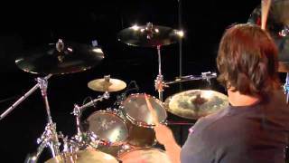 Rob Bourdon - No More Sorrow drum session [HD]
