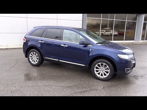 2011 LINCOLN MKX Lancaster, Delaware, Columbus, Powell, Dublin X16288A